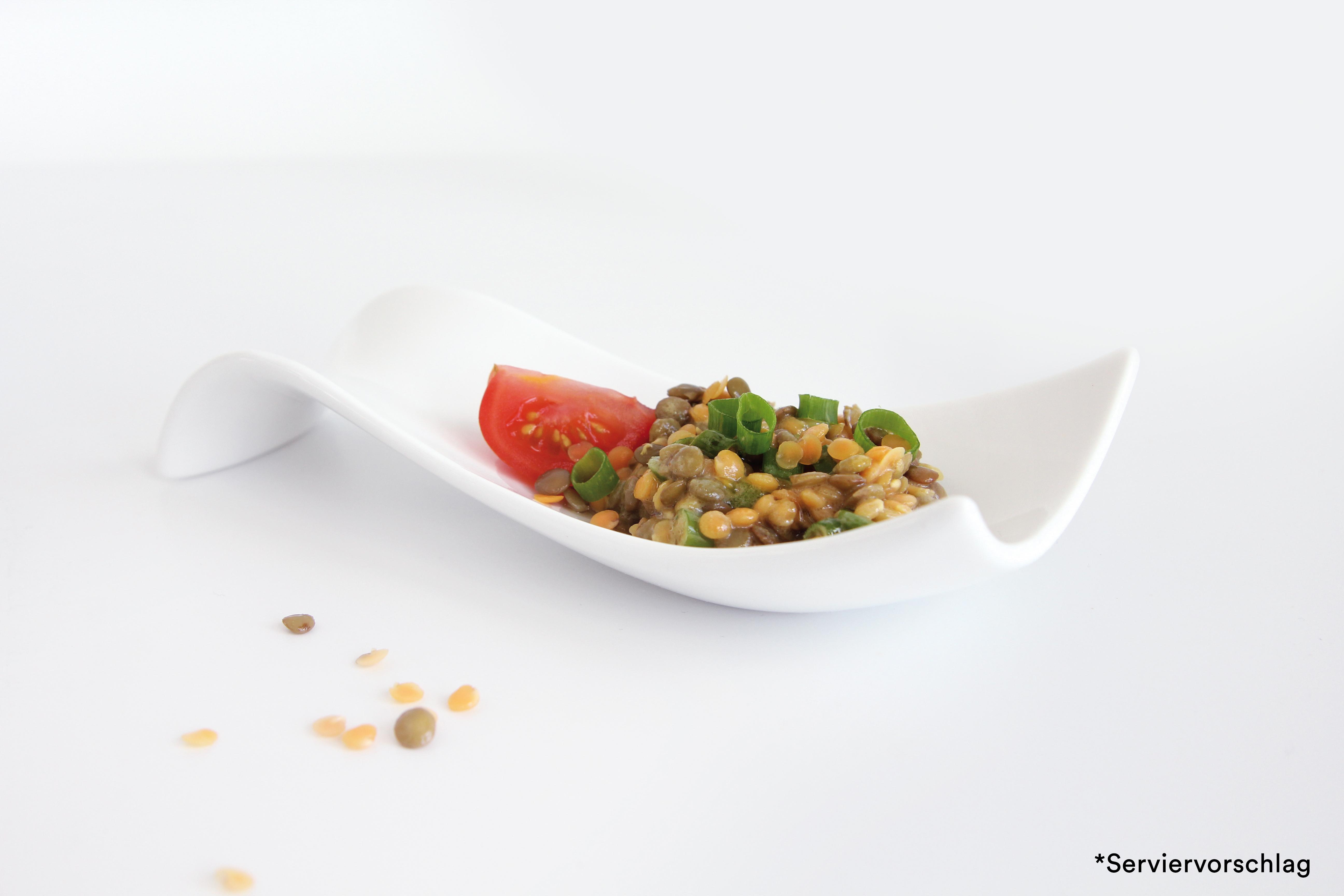 Gourmet Linsensalat