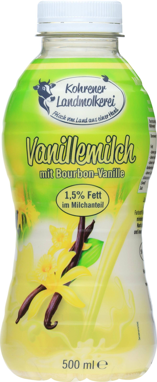 H-Milch Bourbon Vanille