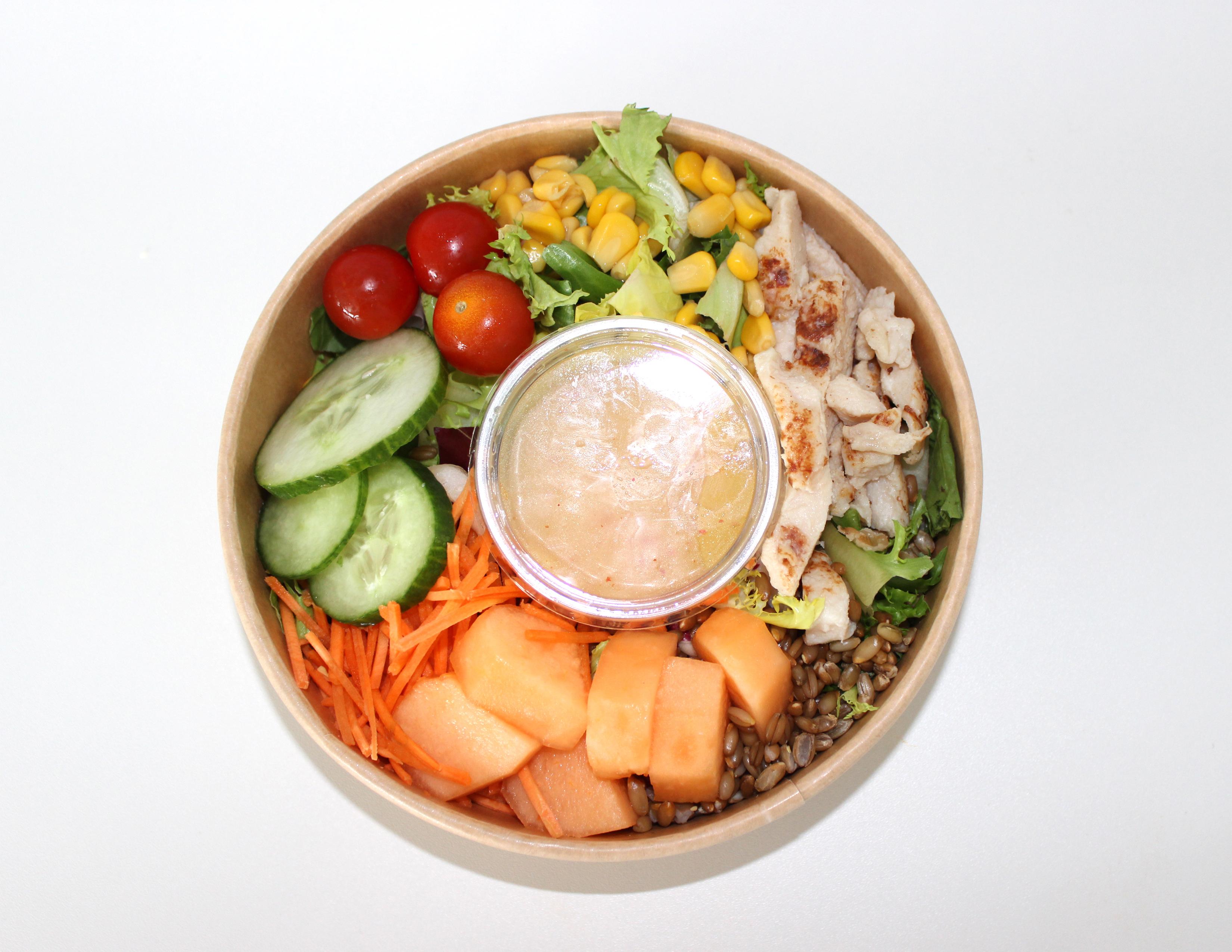 "Salat Bowl ""Chicken"""
