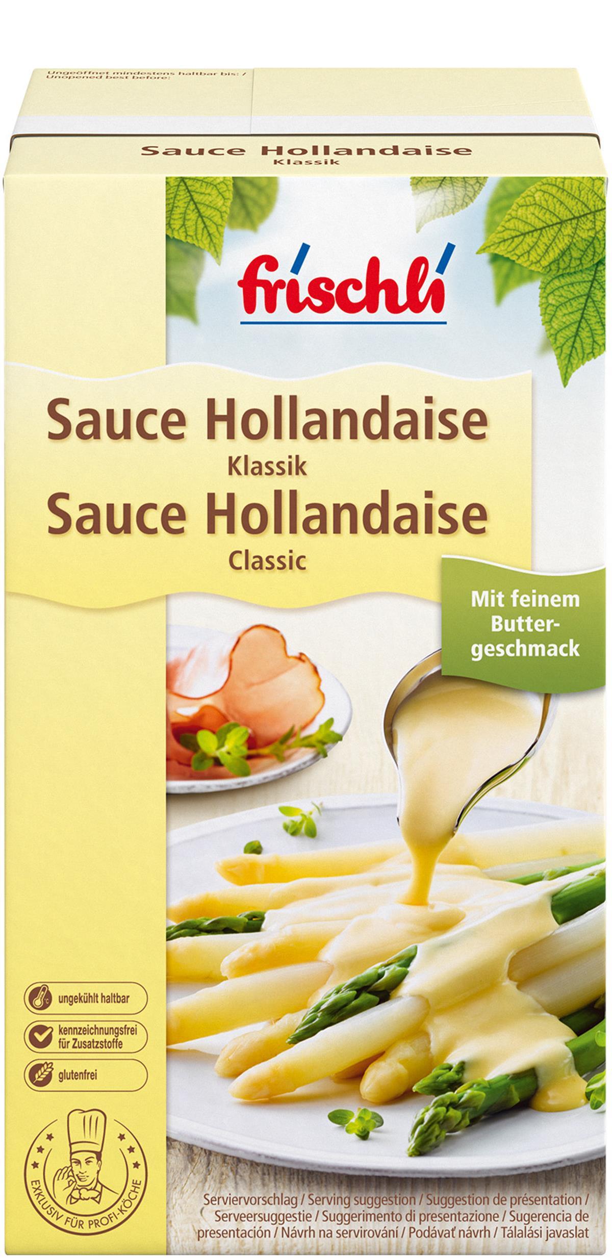 Sauce Hollandaise - Klassik Frischli