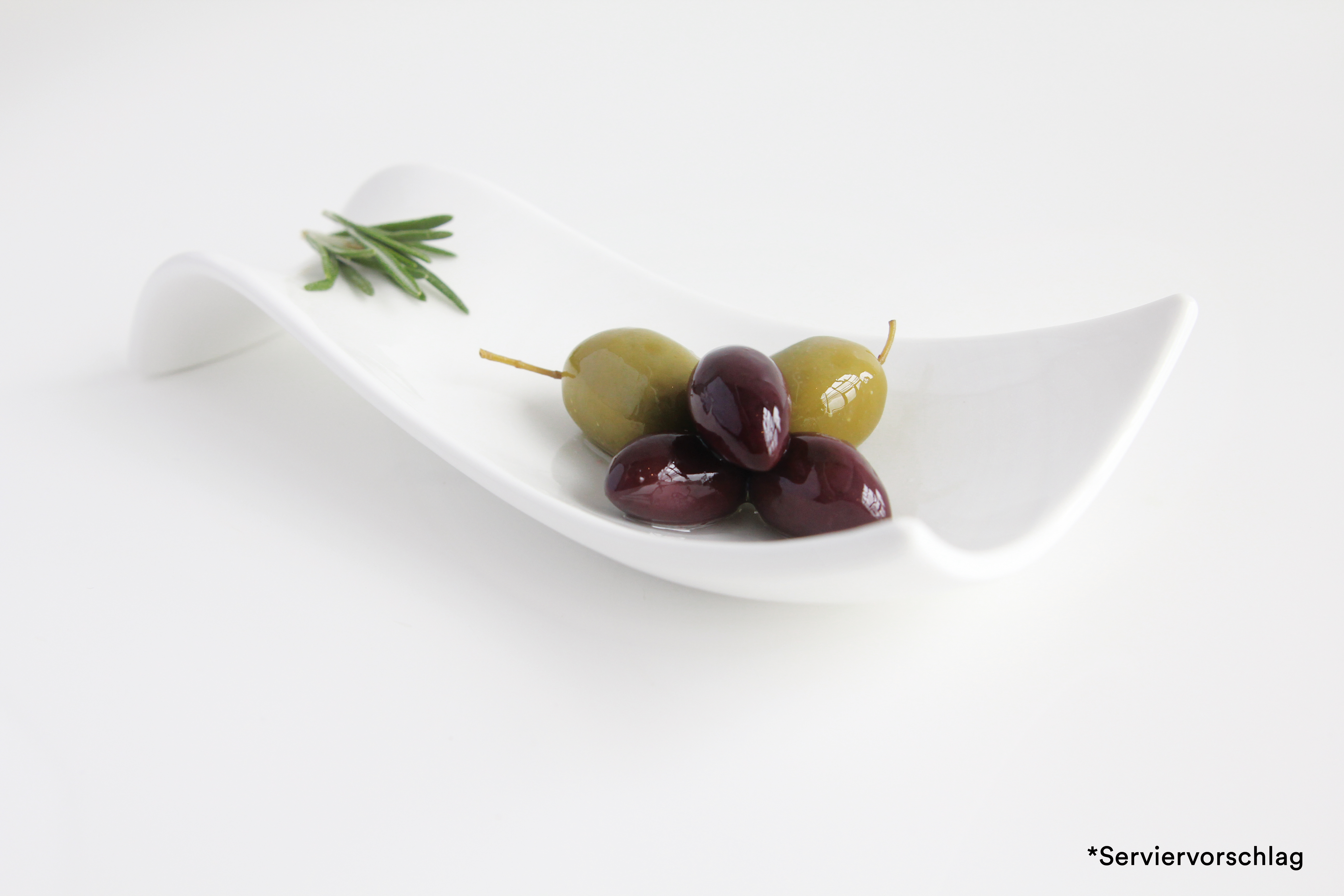 Gourmet Mammouth-Oliven, ohne Stein