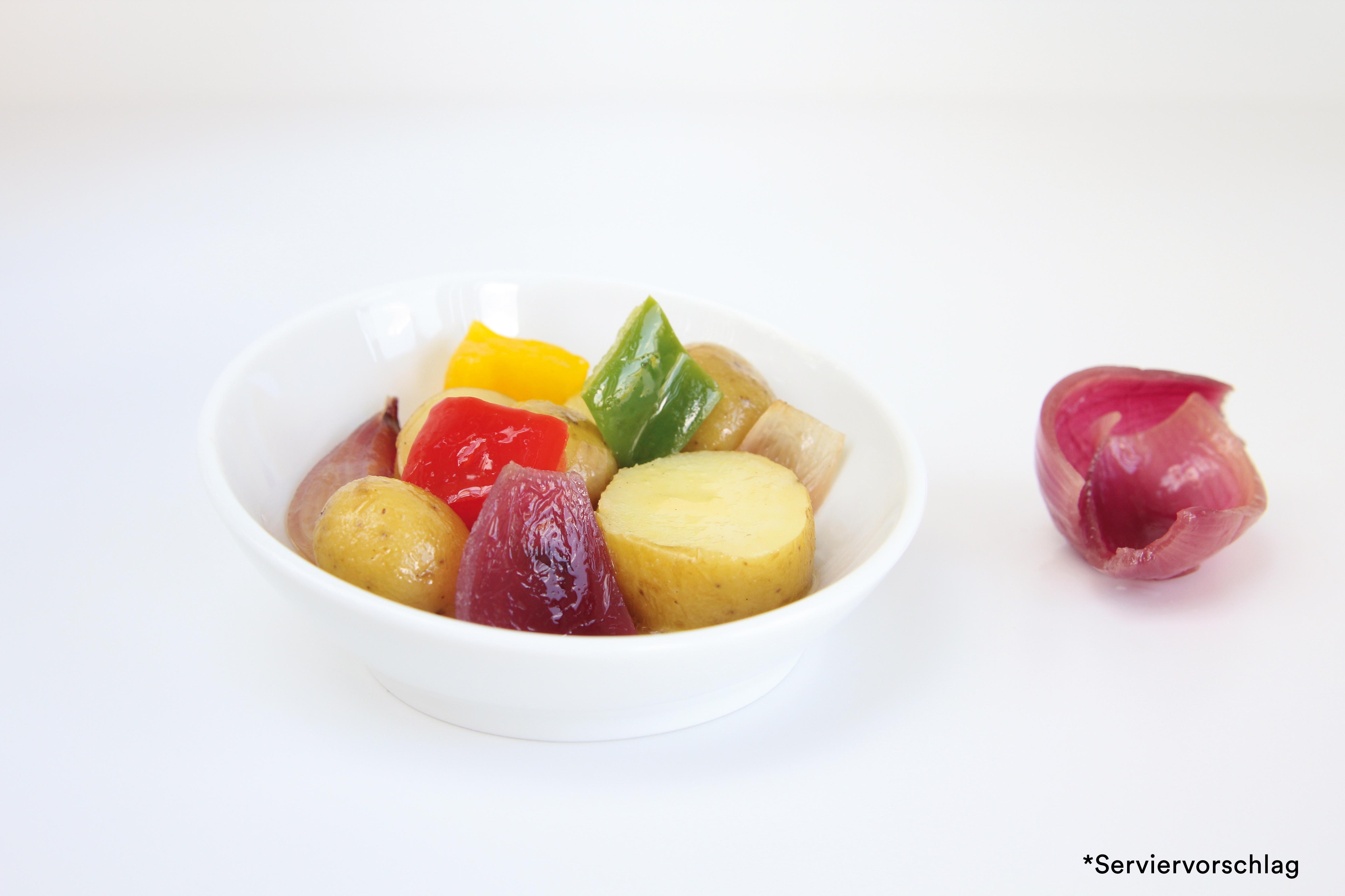 Gourmet Kartoffelsalat Ratatouille
