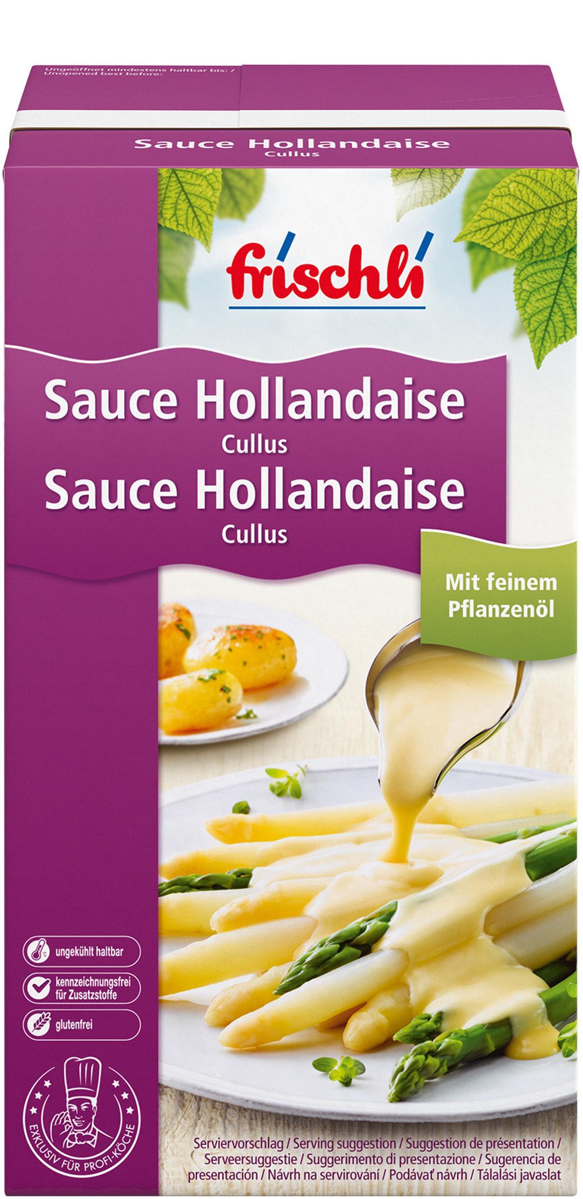 Sauce Hollandaise - Cullus Frischli